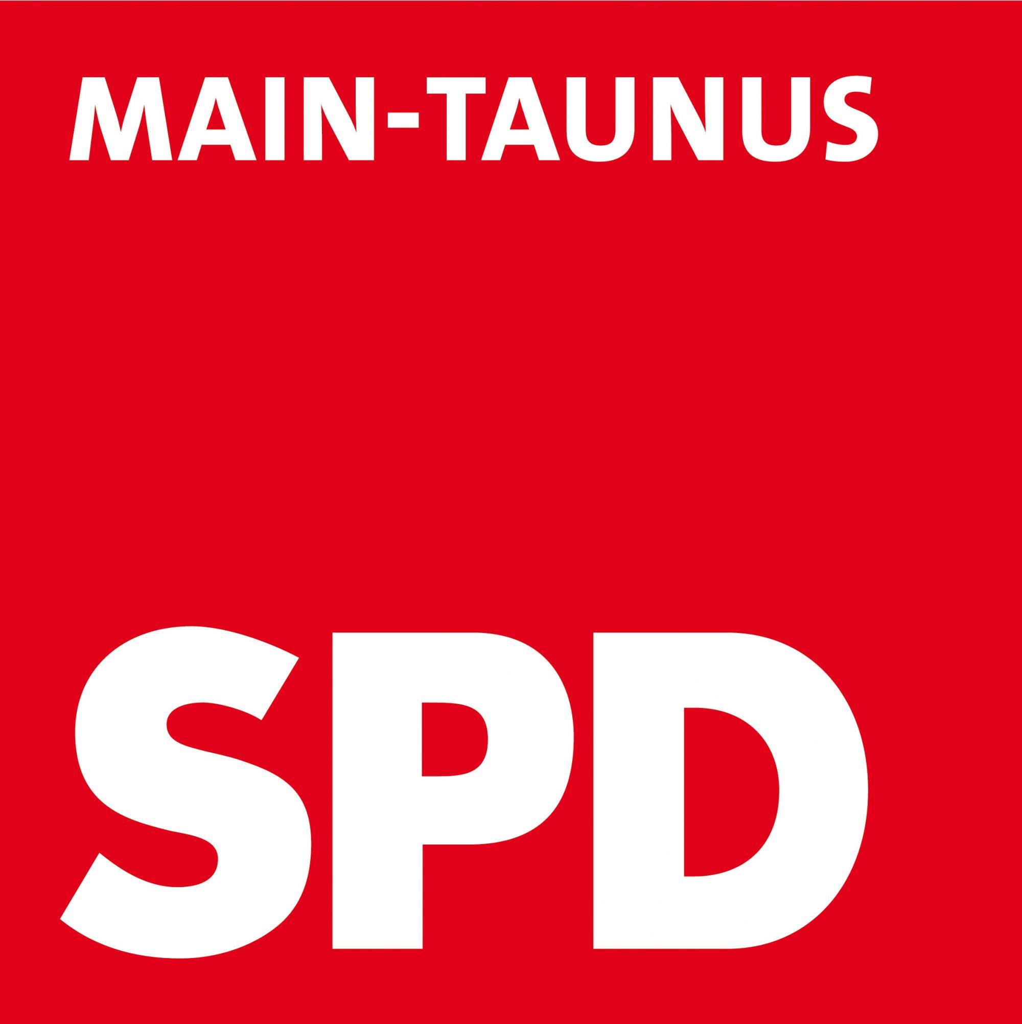 Logo: SPD Main-Taunus
