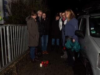 SPD Eschborn Holocaust-Gedenktag 01/2020